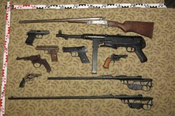 Fegyverarzenál
