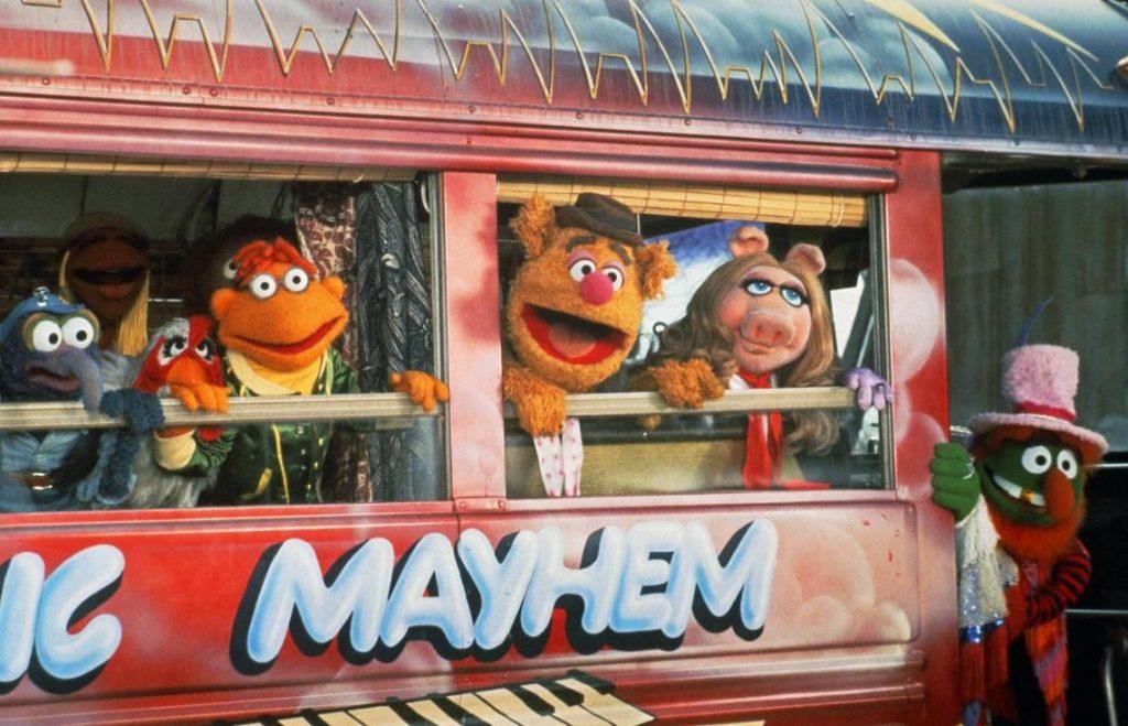 Részlet a Muppet show-ból